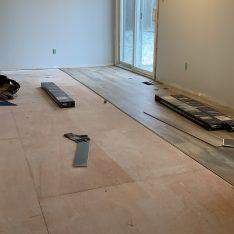 Commercial Renovation in Burlington