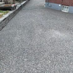 Concrete Patio in Hamilton