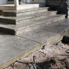Concrete Steps in Oakville