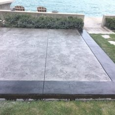 Concrete Deck in Oakville